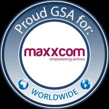 Maxxcom stamp